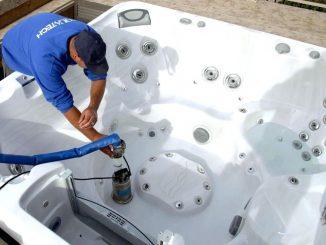 drenar banheira de hidro